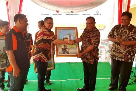 detik indonesia detik sumsel apresiasi muba pelopor replanting kelapa