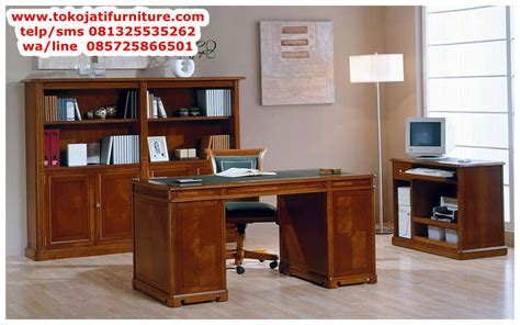 Meja Kerja Terbaru meja kerja perkantoran jati terbaru www tokojatifurniture best store shop