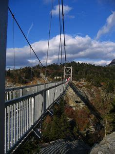 mile high swinging bridge blowing rock nc 1000 images about north carolina on pinterest north