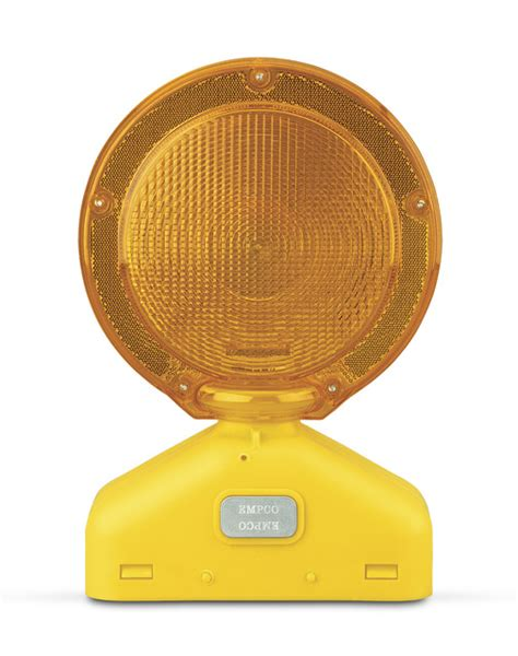 Solar Barricade Light 476 00006 Traffic Parking Solar Barricade Lights