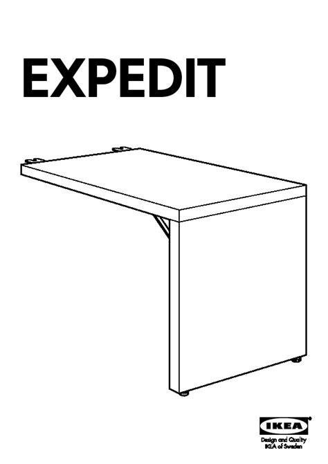 bureau ikea expedit expedit combinaison bureau blanc ikea ikeapedia