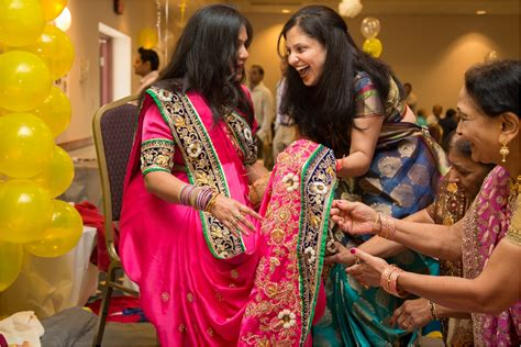 indian baby shower ceremony photographer boston and