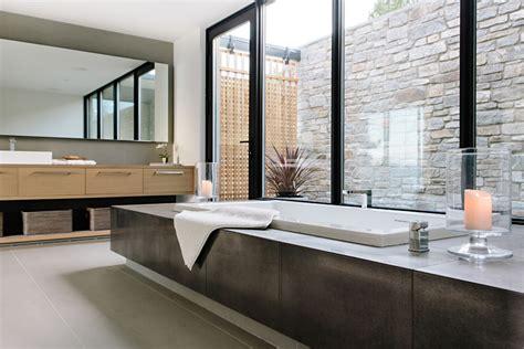 Modern Home Bathroom Design by 18 Sleek Modern Bathroom Designs You Ll Fall In With
