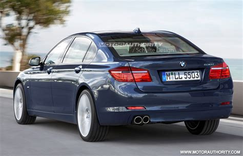 Latest 2011 BMW 5 Series Renderings