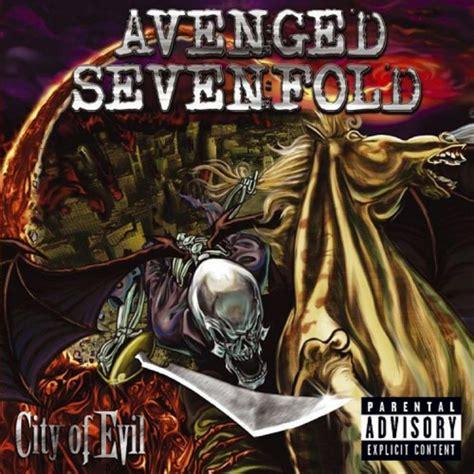 avenged sevenfold city of evil lyrics and tracklist genius