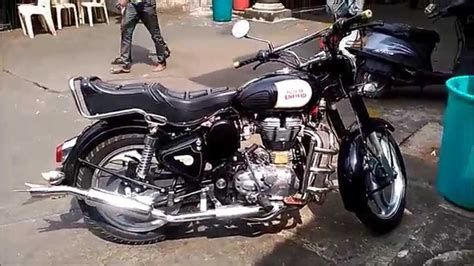 modified bullet classic 350 royal enfield classic 350 modified ugliest royal enfield