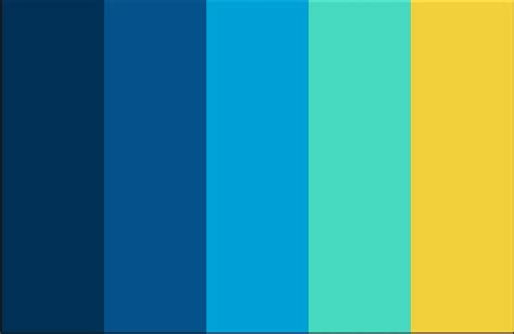 yellow color schemes color scheme yellow sky blue navy color schemes