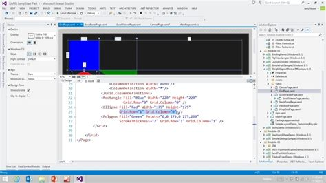 xaml refresh layout windows store app development essentials with c refresh
