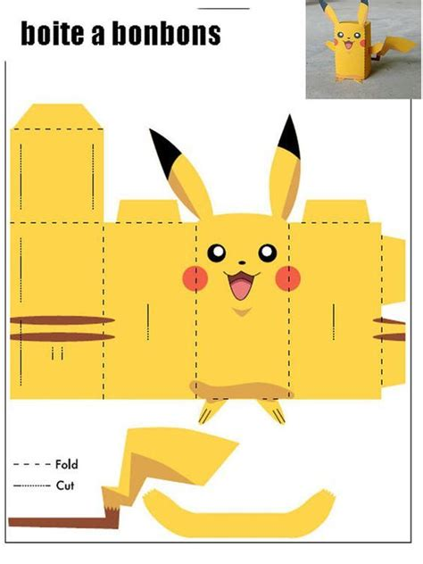 How To Make A Origami Pokeball That Opens - 17 best ideas about anniversaire on 6e
