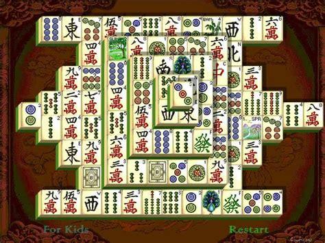 shanghai mahjong gratis  spel funnygamesnl