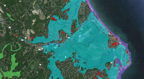 fema firm maps 100 new fema flood maps could flood maps bryan county granite bay creek fema flood