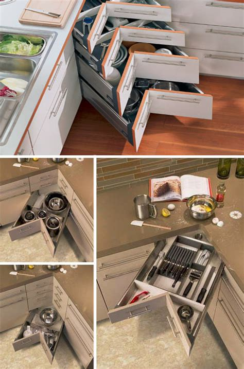 kitchen cabinets inside design edge cases 8 space saving design ideas for inside corners