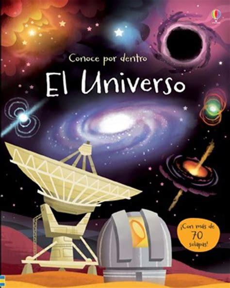 libro el universo en tus el universo at ediciones usborne