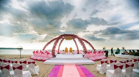 Top 5 Destination Wedding Places in India   Bangalore