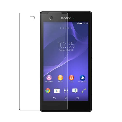 Kp1606 Xperia T3 Tempered Glass Screen Protector Kode Tyr1662 1 sony xperia t3 tempered glass screen protector phone