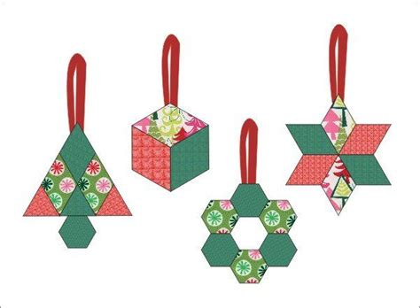Paper Ornament Patterns