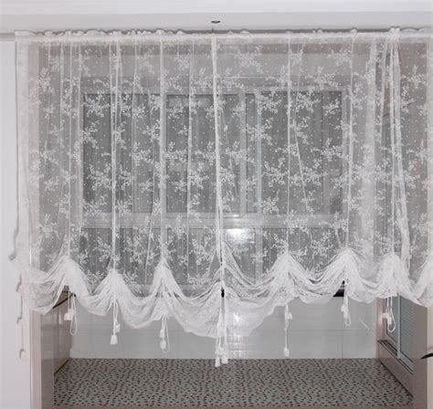 White Lace Curtains Get Cheap White Lace Curtains Aliexpress Alibaba