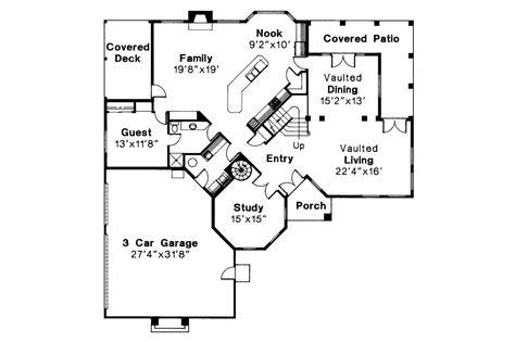 mediterranean floor plans with courtyard mediterranean house plans guest courtyard marylyonarts