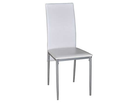 conforama chaise blanche chaise coloris blanc vente de chaise conforama
