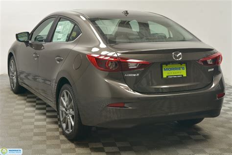 mazda minnetonka service new 2018 mazda mazda3 4 door grand touring manual sedan in