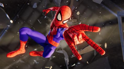 spiderman ps game hd games wallpapers images