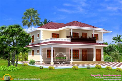 kerala model house design august 2015 kerala home design and floor plans