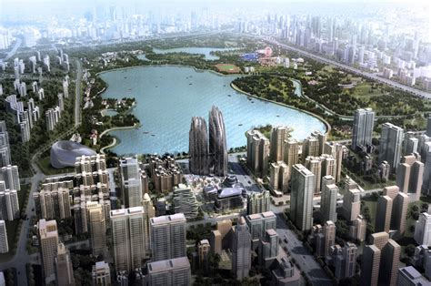 ma yansong designboom ma yansong reveals beijing chaoyang park project