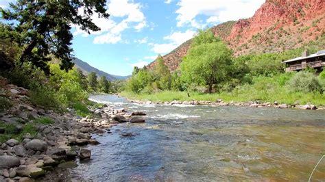 fly fishing colorado s roaring roaring fork and frying pan rivers colorado