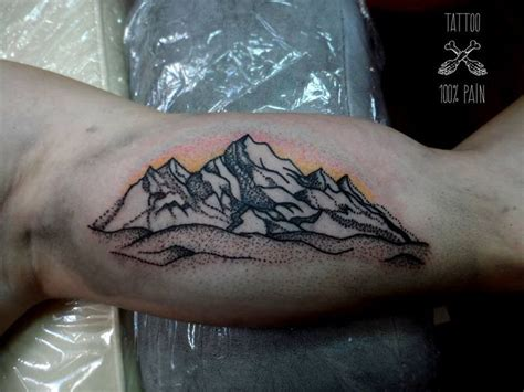 hand poked tattoo pain 62 best hand poked tattos by 100 pain tattoo studio images