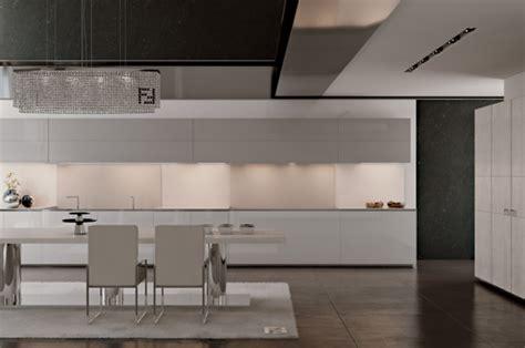 luxury kitchens  fendi casa ambiente cucina