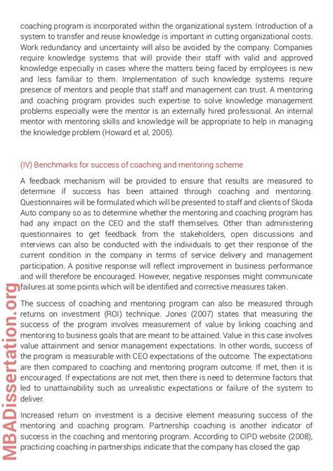 dissertation coach coaching within organizations dissertation service