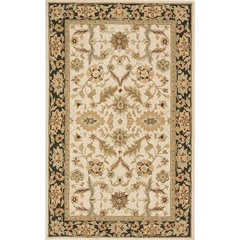 all weather rug momeni terrace traditions ivory 5 ft x 8 ft all weather patio area rug veranvr 03ivy5080 the
