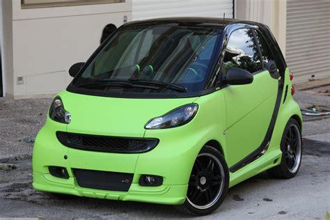 C453 Green smart fortwo kit automotive