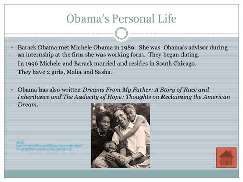 biography of barack obama ppt barack obama