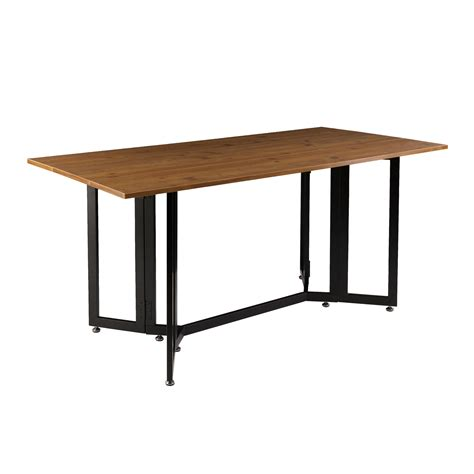 black drop leaf table driness oak with black drop leaf table martin