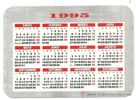 Calendario A O 1995 Calendario Farmac 233 Utico De Ortopedia A 241 O 1995 Comprar