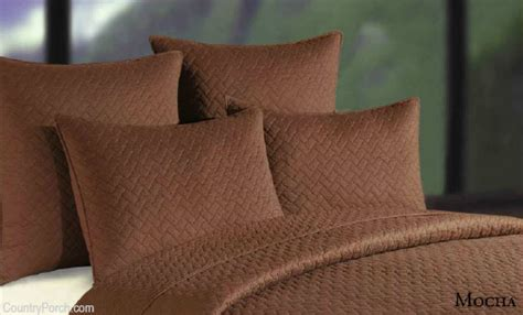 brown matelasse coverlet country quilts and bedding