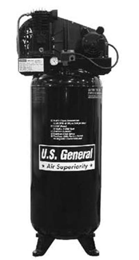 general usv  air compressor parts