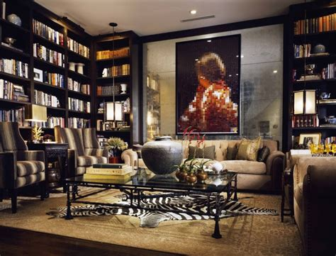 modern home library interior design these 38 home libraries will have you feeling just like belle