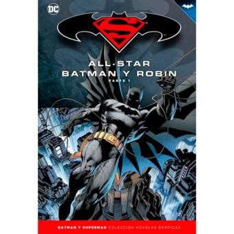 libro all star batman hc all star batman y robin 1 sinopsis y precio fnac