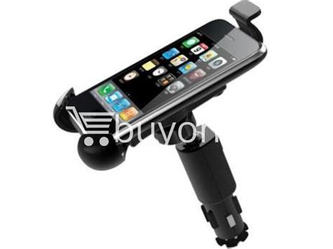 universal car mount plus universal charger for smartphones