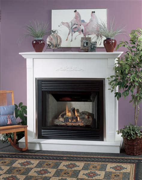 Gas Fireplace Inserts Menards by Comfort 36 Quot Saginaw Zero Clearance Gas