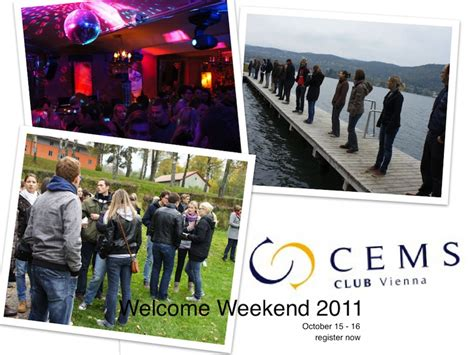 Social Events Of The Weekend by Social Event Page 3 Cems Club Vienna
