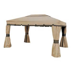 Rona Gazebo Replacement Canopy by Rona Sojag 10x12 Montego Bay Replacement Canopy And