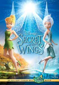 tinkerbell secret wings tinkerbell amp mysterious winter woods photo 31336658