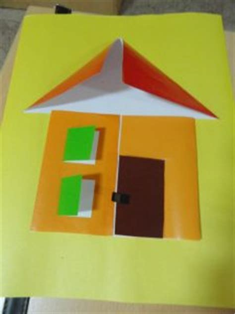 house crafts house craft idea for crafts and worksheets for