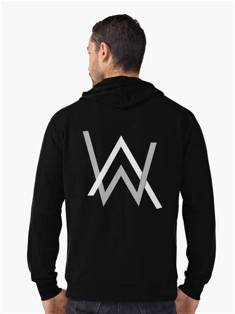 Zipper Hoodie Alan Walker Bungsu Clothing 4 quot alan walker classic quot lightweight hoodies by adam aizal