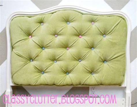 remodelaholic diy tufted upholstered headboard tutorial