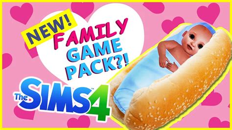 Ideas For A Backyard New Family Game Pack The Sims 4 News Reactions My