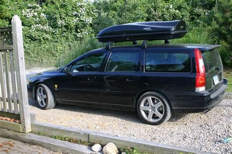 volvo roof rack installation notes